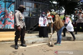 Penambahan kasus COVID-19 harian Kota Bandung tembus rekor tertinggi