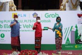 Grab perkuat ekosistem kendaraan listrik nasional di Bali