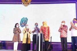 "Gubernur Jatim resmikan ""rebranding"" Senior High School Trimurti"