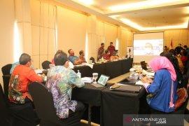 Tim evaluator Smart City evaluasi tahap pertama di Pemkab Banjar