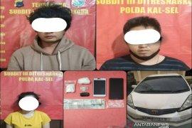Polda Kalsel tangkap ASN edarkan narkoba