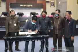DPRD Kota Banjarmasin sahkan Raperda APBD 2021