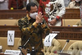 Tito Karnavian dukung Jokowi ajukan Listyo Sigit Prabowo menjadi Kapolri