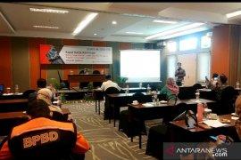 PMI Kota Sukabumi perkenalkan rumah aman gempa