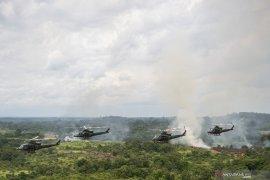 Puncak Latihan Antar Kecabangan TNI AD Page 4 Small