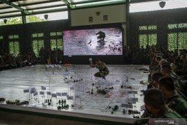 Uji rencana Latihan Antar Kecabangan TNI AD Page 2 Small