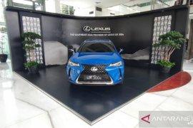 Membedah tampilan hingga fitur baru di Lexus UX 300e