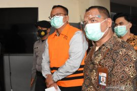 Edhy Prabowo mundur sebagai Menteri KKP dan juga Waketum Gerindra