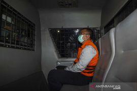 Tersangka Edhy Prabowo dan 4 orang lain jalani isolasi mandiri 14 hari