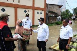 4.570 KK di Serdang Bedagai terdampak banjir
