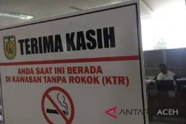 Awas, merokok sembarangan bisa di penjara