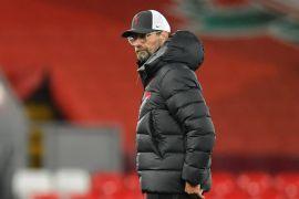 """Jurgen Klopp mengakui timnya """"pantas kalah"""" setelah takluk 0-2 oleh Atalanta"""