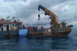 PT Timah tenggelamkan 2.000 rumah ikan di laut Bangka