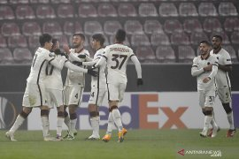AS Roma pastikan tiket 32 besar setelah kalahkan CFR Cluj