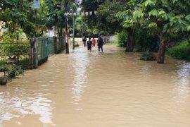 3.122 KK di Kota Tebing Tinggi  terdampak banjir