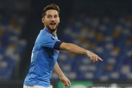 Lampaui catatan gol Maradona di Napoli, Dries Martens: Sulit kenakan nomor 10