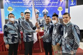 Jamal Idham pimpin HIPMI Nagan Raya, Begini harapan bupati