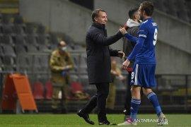 Lolos ke babak gugur Liga Europa, Rodgers ingin Leicester juara Grup G