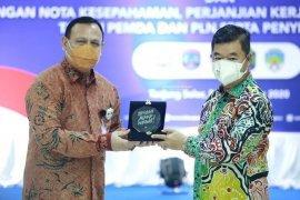 Provinsi Kaltara Rangking 10 Capaian Pencegahan Korupsi Terintegrasi di Pemerintah Daerah