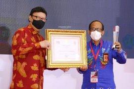 Dokter Terbang Kaltara Terima Penghargaan Top 45 KIPP 2020