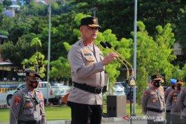 Kapolda Maluku lepas 775 personel BKO amankan Pilkada di emnpat kabupaten