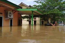 Delapan Kecamatan di Kabupaten Paser rawan banjir