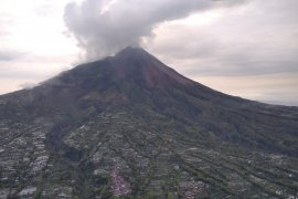 BPBD DIY menemukan banyak longsoran baru di puncak Merapi