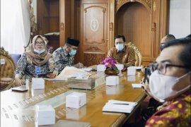 Pjs Gubernur Jambi matangkan persiapan pilkada yang aman dan sehat