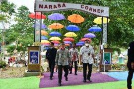 Marasa Corner Sulbar destinasi wisata baru bagi ASN