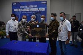 Direktur Manajemen Risiko resmikan Kanca BRI Meulaboh