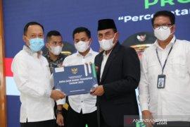 Pemkot Medan terima transfer daerah dan dana desa 2021
