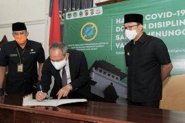 Gubernur deklarasikan Pilkada Serentak 2020 Jawa Barat aman dari COVID-19