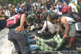 Seorang petani Rejang Lebong meninggal hangus terbakar di pondok kebun