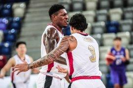 Indonesia tundukkan Thailand 90-76 kualifikasi Piala FIBA Asia