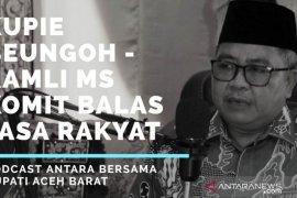 Bangun pedalaman, cara Bupati Ramli MS kembalikan kepercayaan masyarakat Aceh ke pemerintah