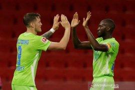 Wolfsburg hajar  Bremen 5-3
