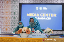 Ketua PKK Banda Aceh dukung rencana penganggaran responsif gender
