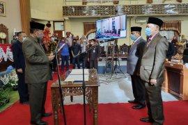 DPRD Lampung Timur proses pergantian antarwaktu Yusran Amirullah dan Sudibyo