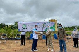 120 bibit pohon ditanam sambut HUT ke-60 Jasa Raharja