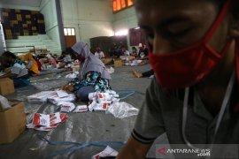 Pelipatan surat suara Pilkada Mojokerto