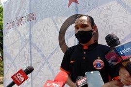 Riko Simanjuntak rayakan HUT Jakarta dengan kerja keras di skuad Persija