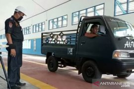 Pekanbaru ganti 12 ribu buku KIR kendaraan umum ke kartu pintar BLUe