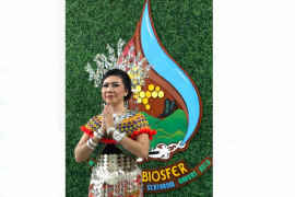 Margaretha Mala asal Kapuas Hulu raih Tunas Kehati Award 2020