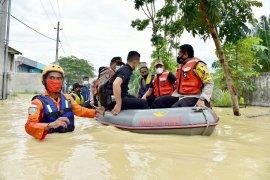 Pemkot Tebing Tinggi dirikan 56 posko bantu korban banjir
