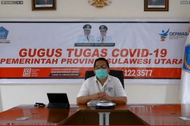 Sebanyak 6.793 warga Sulut terpapar COVID-19