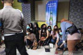 Lima orang positif narkoba diamankan polisi dari tempat hiburan Cianjur