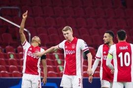 Liga Belanda: Ajax makin kokoh di puncak