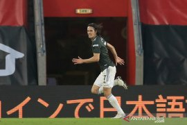 Liga Inggris, Edinson Cavani antar MU kantongi tiga poin penuh dari Southampton