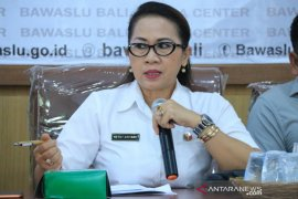 Bawaslu Bali: Nihil, pelanggaran protokol kesehatan dalam tahapan Pilkada 2020