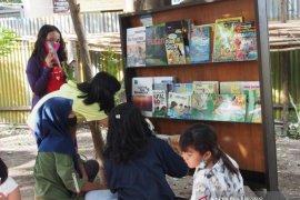Spektrum - Di Taman Baca motor, anak-anak menemukan kebahagiaan